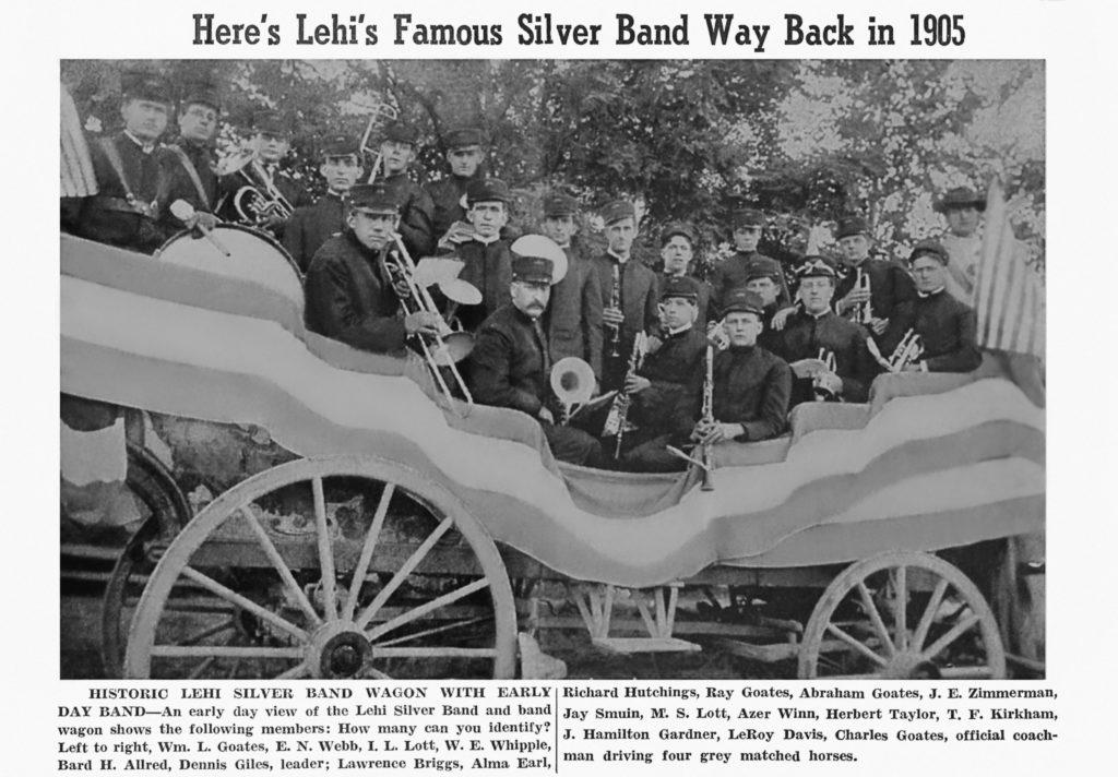 Lehi Silver Band