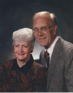 Ken and Reta Greenwood. Photo courtesy of the Greenwood family