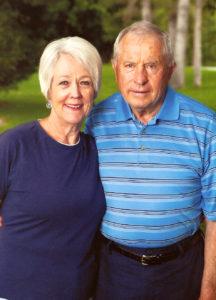 Kathy and Boyd Stewart.