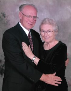 Ron and Kaye Smith.