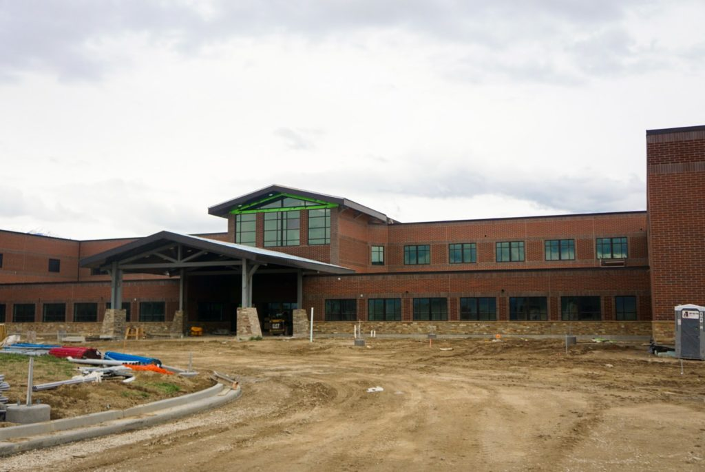 The construction and opening of Skyridge High School has changed the fabric of Lehi education.