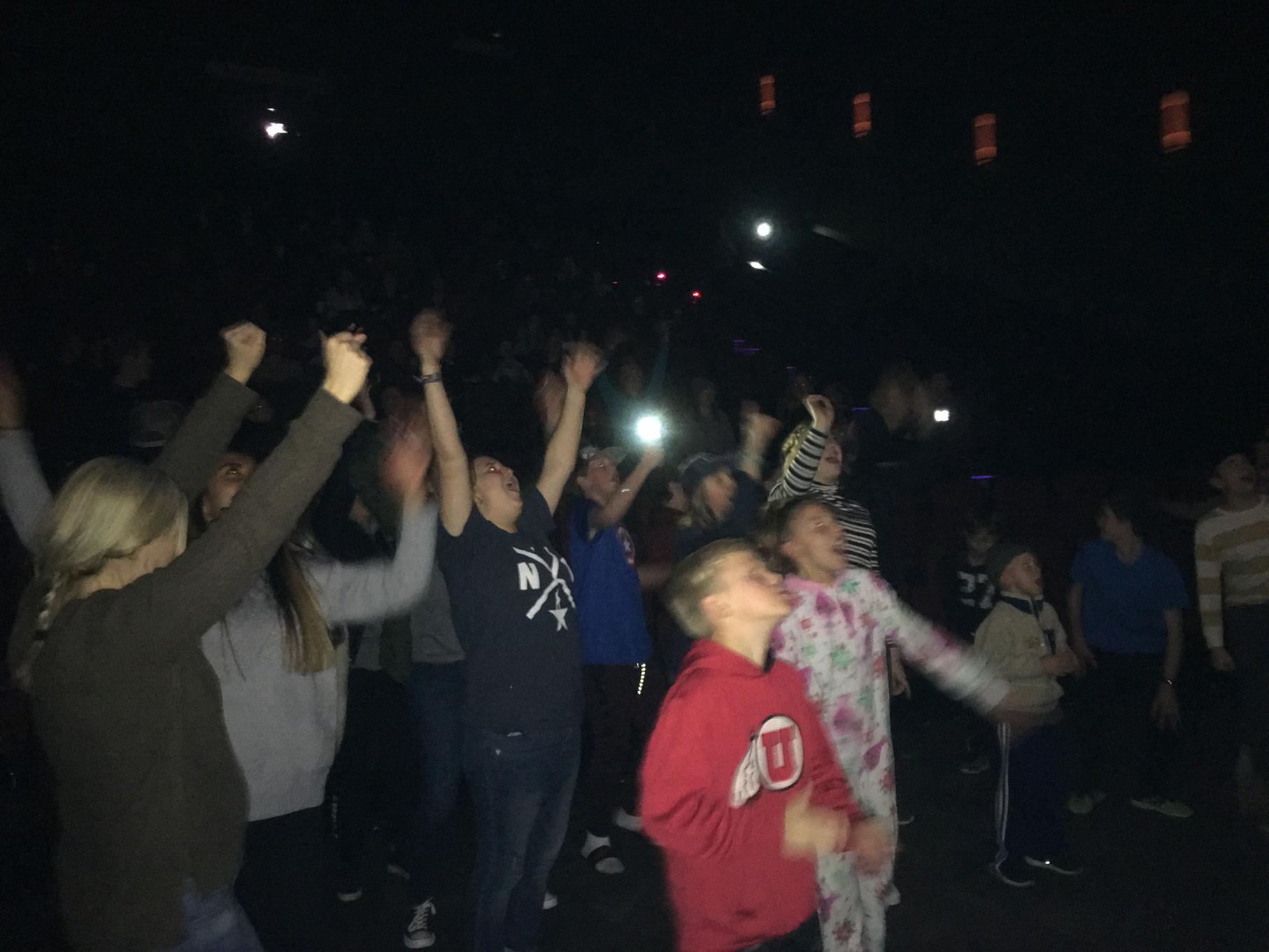 kids dancing movie