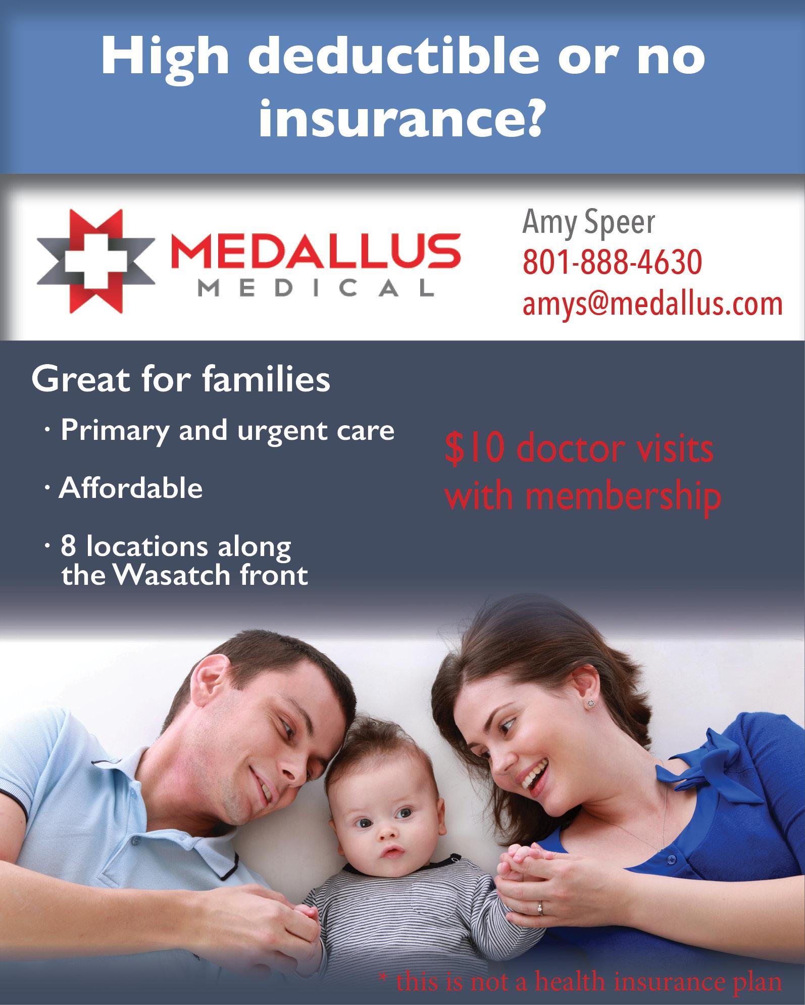 Medallus Medical online